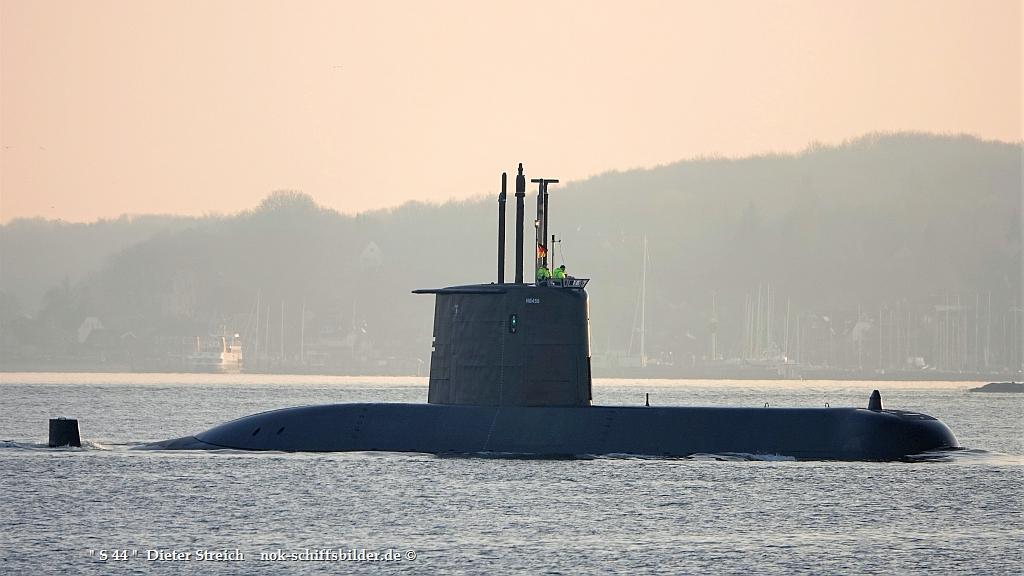 U-Boot S44