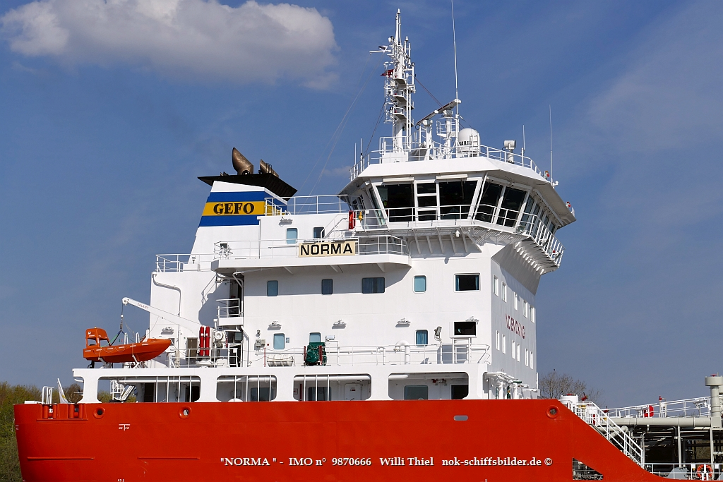 NORMA  GEFO shipping-group