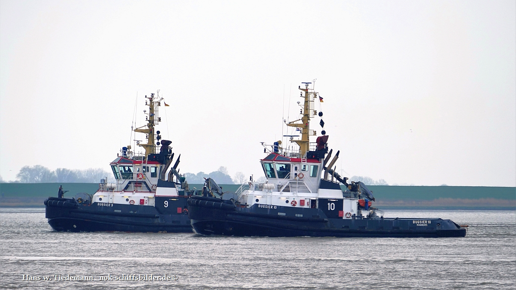 Schleppreise  Dock 10