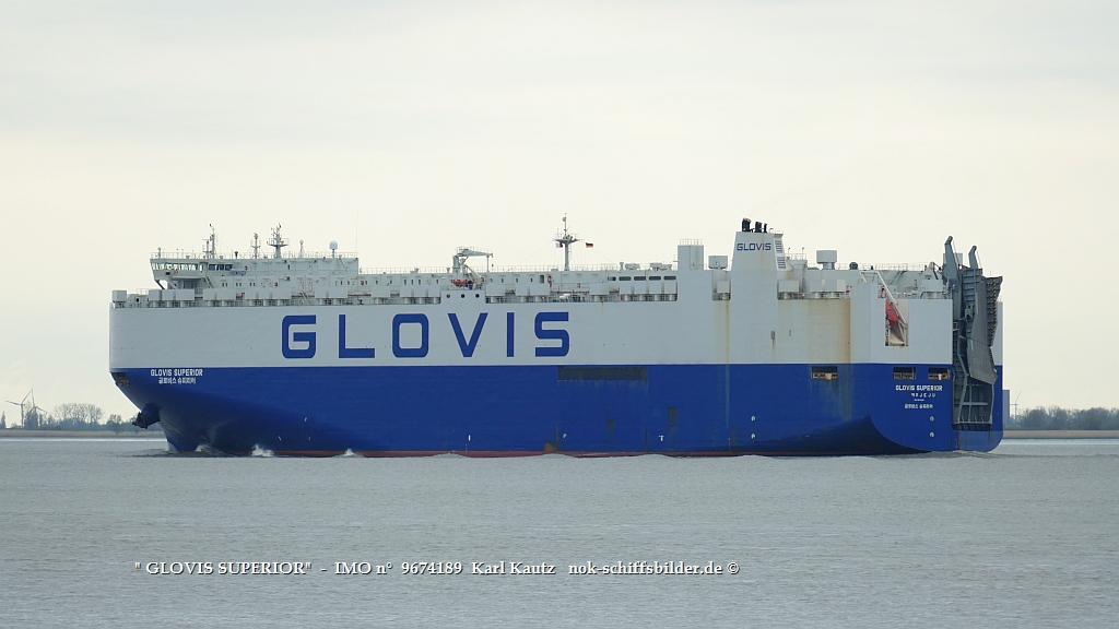 GLOVIS SUPERIOR  -