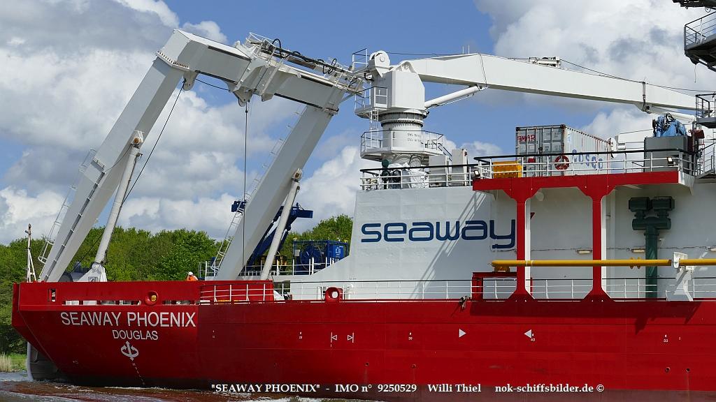 SEAWAY PHOENIX  A-Frame