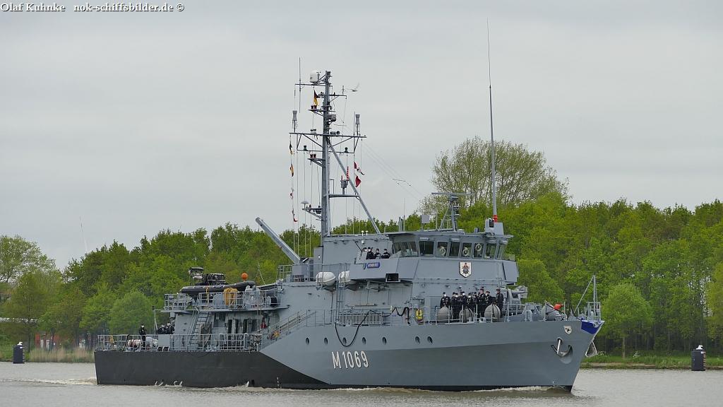 HOMBURG M 1069