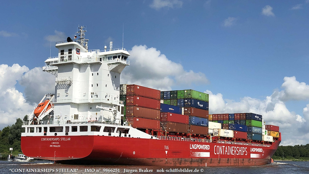 CONTAINERSHIPS STELLAR