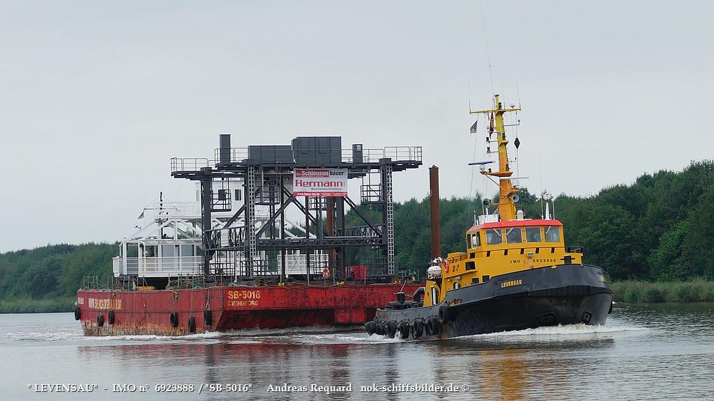 LEVENSAU -  SB-5016 - NOK 1