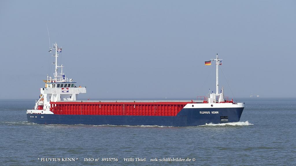FLUVIUS KENN  -  IMO n°  8915756  Elbe Cuxhaven 09.09.2021.jpg