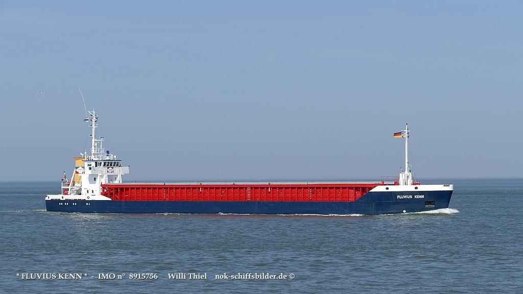 FLUVIUS KENN  -  IMO n°  8915756  Elbe Cuxhaven 09.09.2021 q.jpg