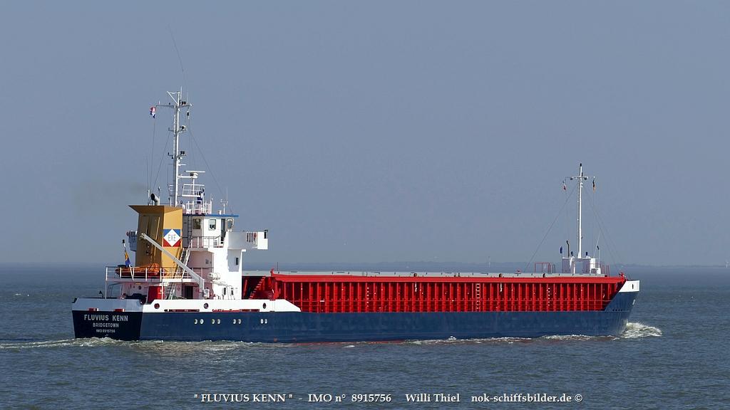 FLUVIUS KENN  -  IMO n°  8915756  Elbe Cuxhaven 09.09.2021 va.jpg