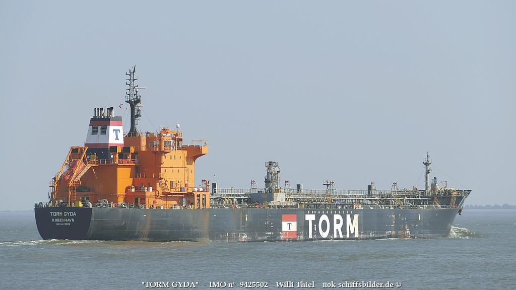 TORM GYDA  -  IMO n°  9425502  Elbe Cuxhaven 09.09.2021  va.jpg