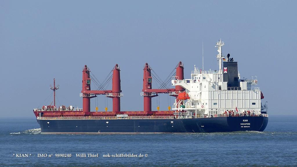 KIAN  -  IMO n°  9890240  Elbe-Cuxhaven 09.09.2021 vatt.jpg