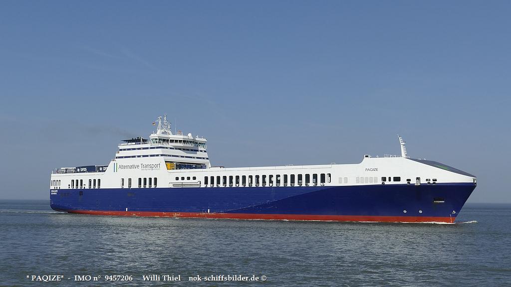PAQIZE  -  IMO n°  9457206  Elbe Cuxhaven 09.09.2021 hq.jpg