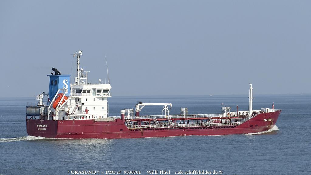 ORASUND  -  IMO n°  9336701  Elbe Cuxhaven 09.09.2021   va.jpg