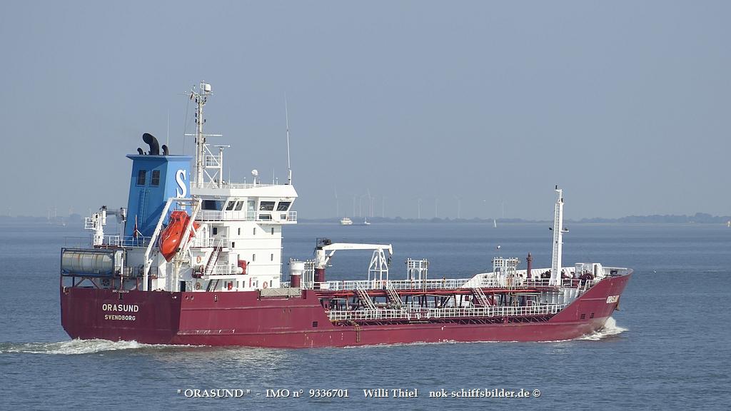 ORASUND  -  IMO n°  9336701  Elbe Cuxhaven 09.09.2021   vat.jpg