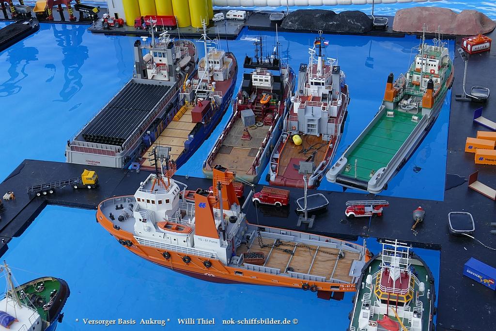 Versorger - Basishafen -Aukrug