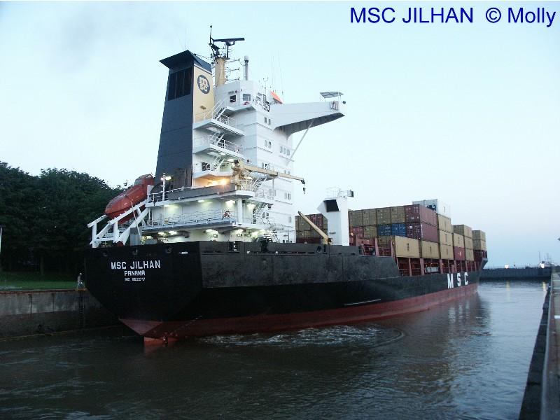 MSC JILHAN