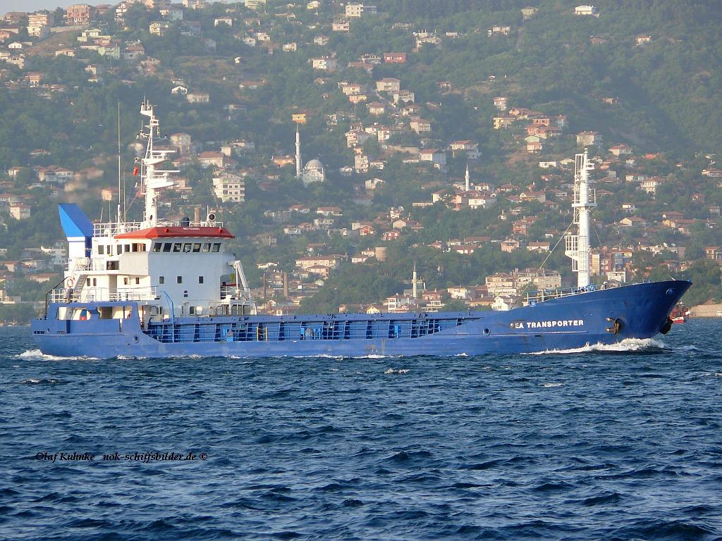 SEA TRANSPORTER