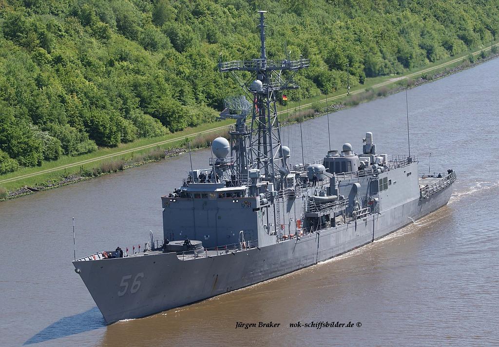 USS SIMPSON FFG56