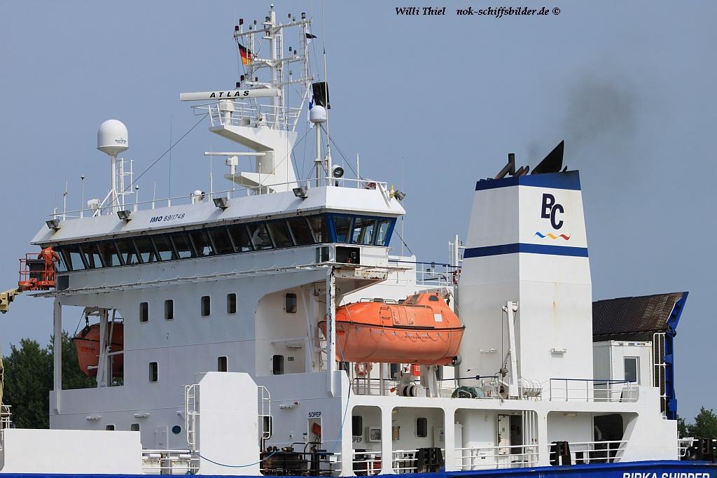 BIRKA SHIPPER- ECKERO SHIPPING