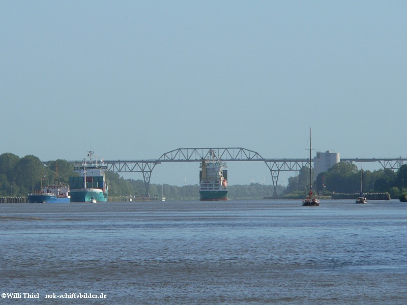 HOCHDONN -Brücke