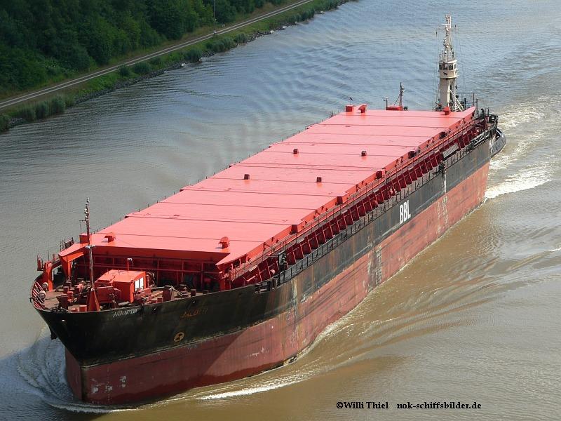VINDEBY II & Barge DREJO II