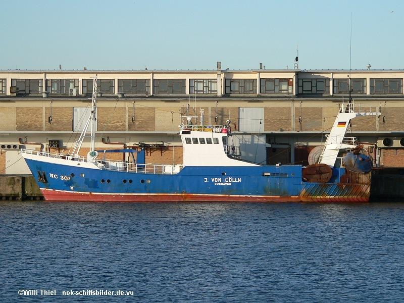 NC 308 Port Cuxhaven 03.09.05