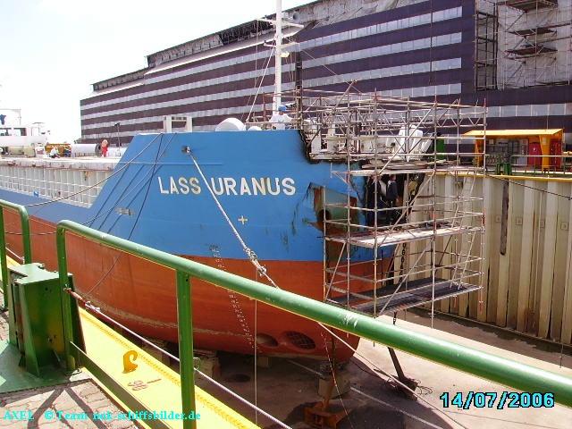 LASS URANUS