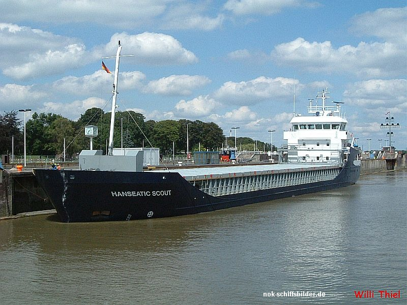 HANSEATIC SCOUT