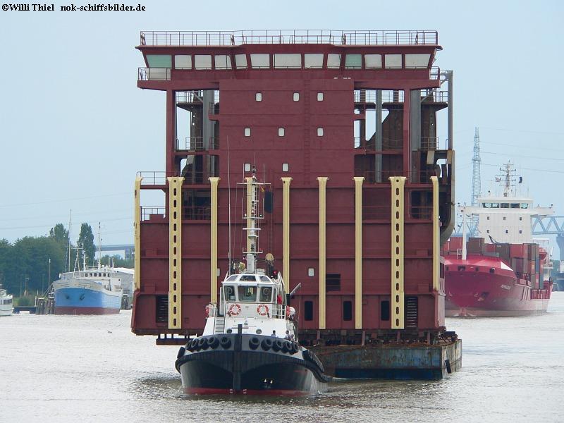 CORVIN & Barge SB 5010