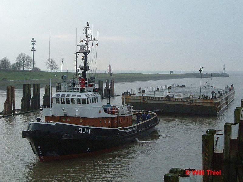 ATLAND & Barge