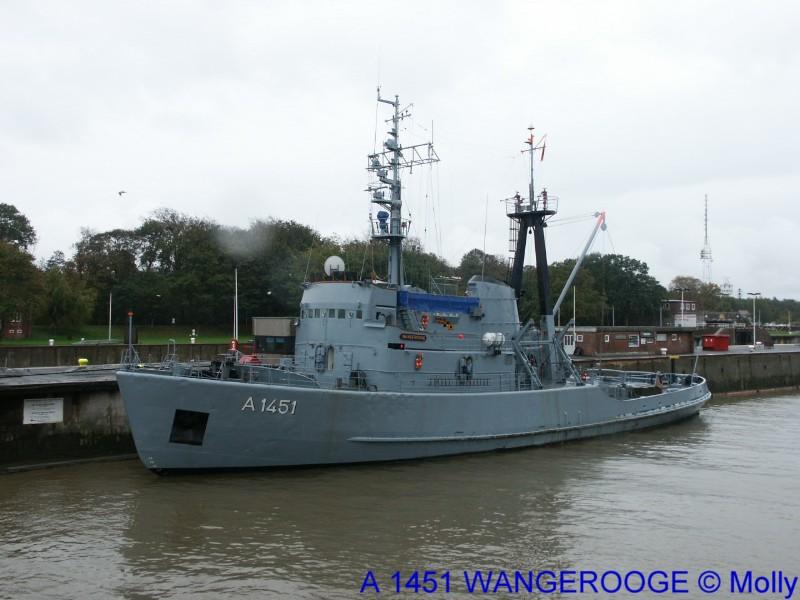 A 1451 WANGEROOGE