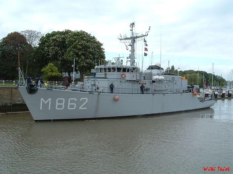 Hr.Ms. ZIERIKZEE M 862
