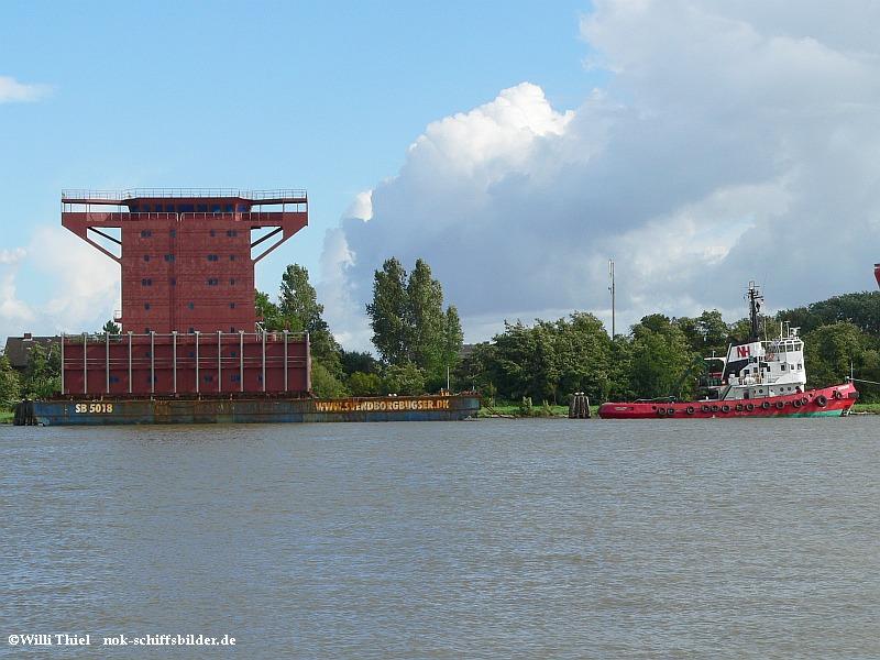 NORSUND & Barge SB 5018