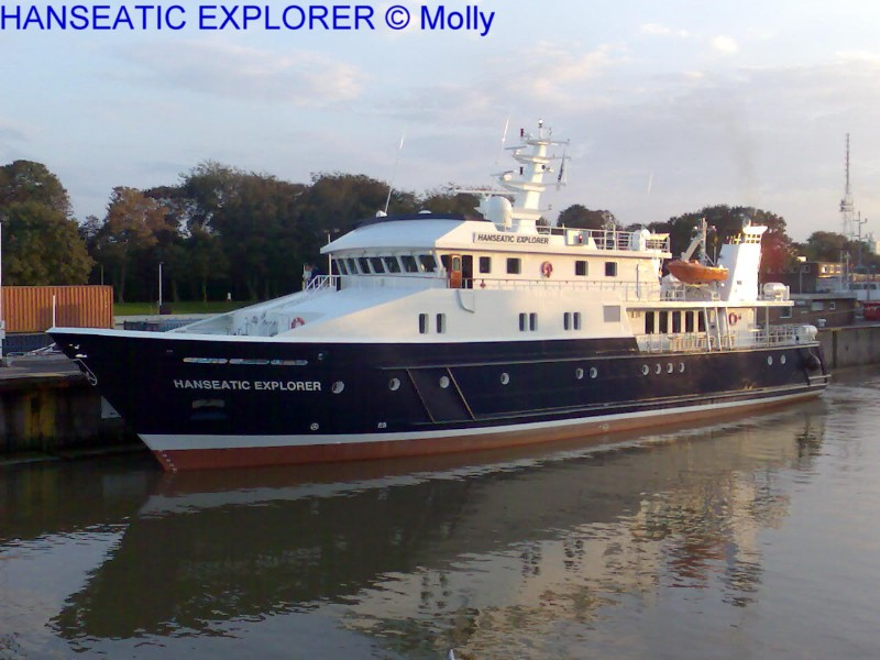 HANSEATIC EXPLORER
