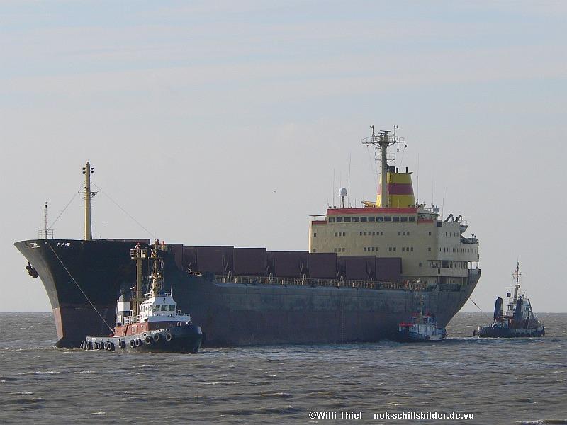 BUGSIER 11 -Bulki &  BUGSIER 14-Lootsenboot