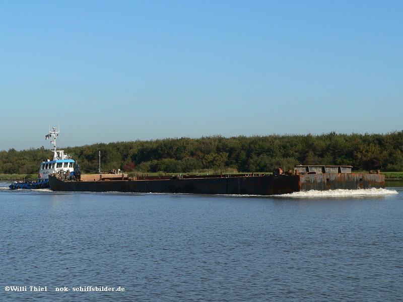 GOLIAHT & Barge