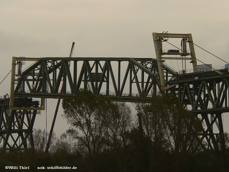 Eisenbahnhochbrücke Hochdonn