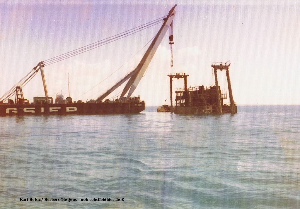 BUGSIER 26/Suez Kanal