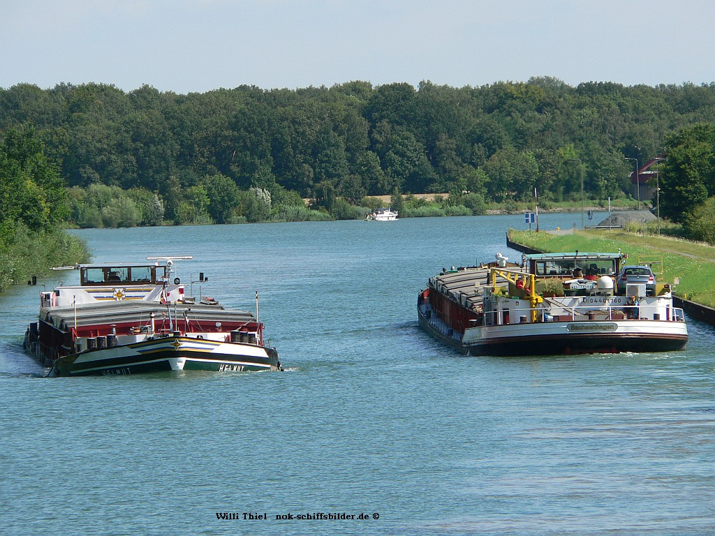 Mittellandkanal-Begegnungen
