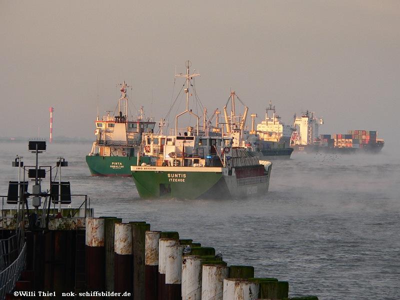 Schiffs-Betrieb....