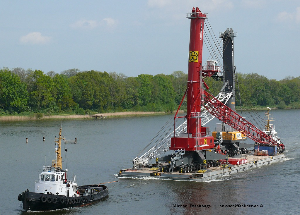 TOW 5- BARGE-TOW 3