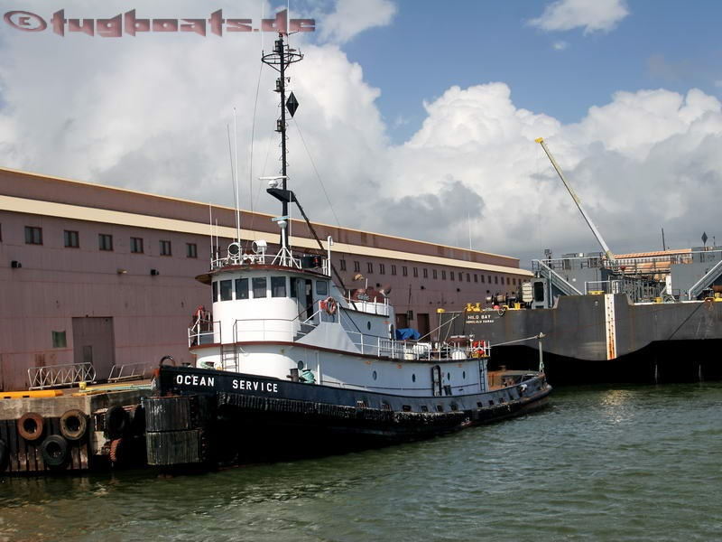OCEAN SERVICE (MARIA BRUSCO)