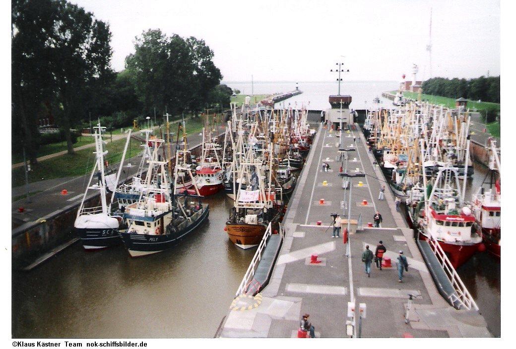 Aufstand der Fischer 1999