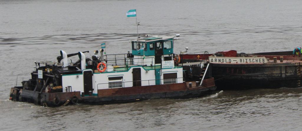 Schubschiff EDITH
