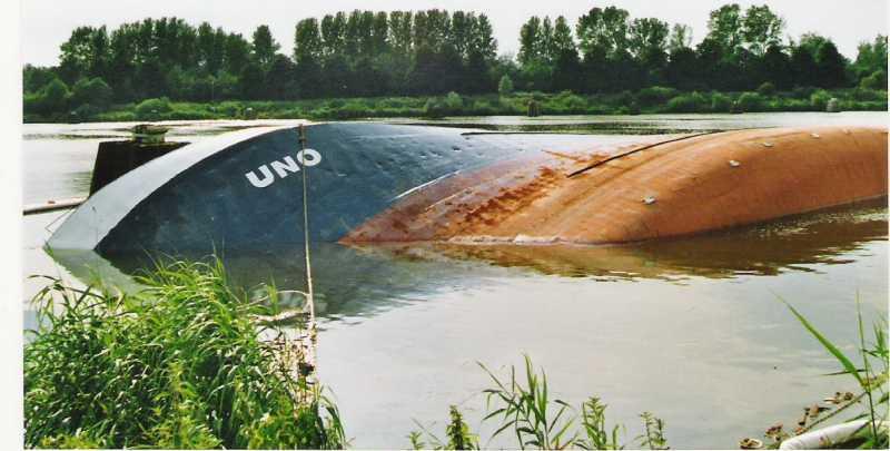 UNO,am 11.07.2002 Weiche Dükerswisch
