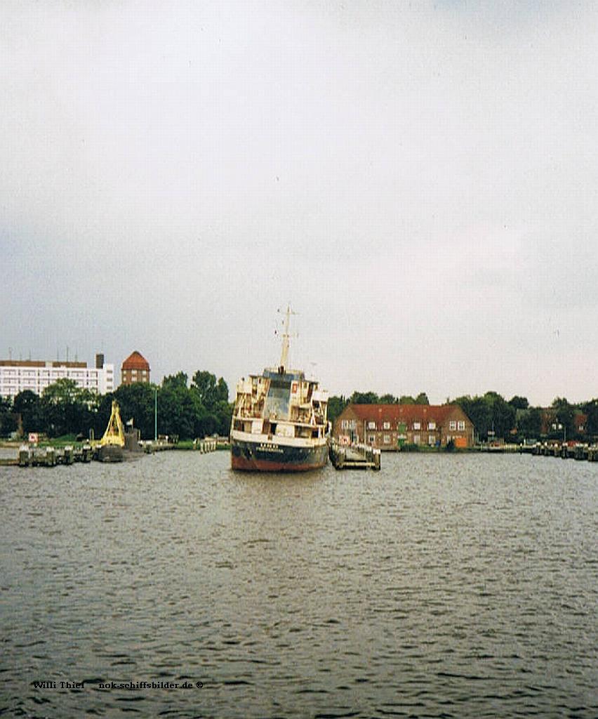 UNO -   Binnenhafen - Brunsbüttel