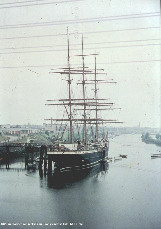 Segelschulschiff  Deutschland