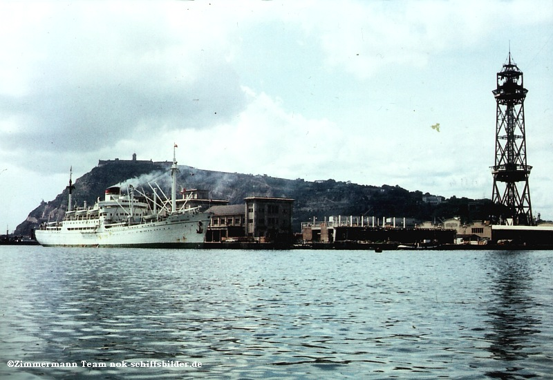 Ital. Passagierschiff
