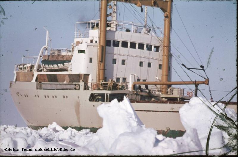 CLARI Achterschiff