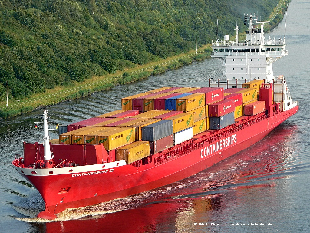 CONTAINERSHIPS VII