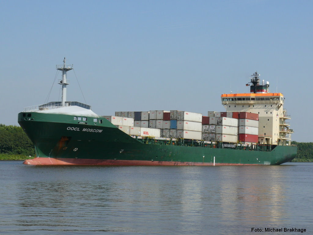 OOCL MOSCOW