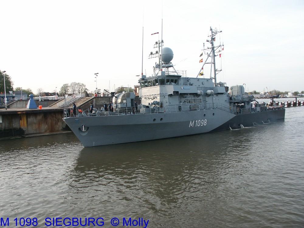 M 1098 SIEGBURG